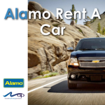 ALAMO RENT A CAR ACROSS THE USA & CANADA