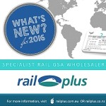 RAIL PLUS – WHAT'S NEW FOR 2016