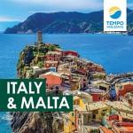 TEMPO HOLIDAYS ITALY & MALTA 2016 (BROCHURE)