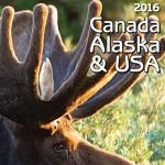 ADVENTURE DESTINATIONS CANADA ALASKA & USA 2016 (BROCHURE)