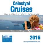 GREECE AND MEDITERRANEAN TRAVEL CENTRE – CELESTYAL CRUISES 2016 (BROCHURE)