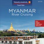 TRAVELMARVEL MYANMAR RIVER CRUISING 2017-18 (BROCHURE)