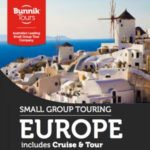 BUNNIK TOURS EUROPE 2017 (BROCHURE)