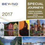 BEYOND TRAVEL SPECIAL JOURNEYS 2017 (BROCHURE)