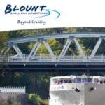 BLOUNT SMALL SHIP ADVENTURES CRUISE CATALOG 2017 (BROCHURE)
