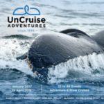 UNCRUISE ADVENTURES 2017-2018 (BROCHURE)