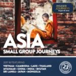 INSIDER JOURNEYS ASIA 2017-18 (BROCHURE)