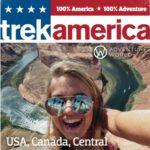 TREK AMERICA 2017-18 (BROCHURE)