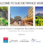 THE REGION OF SUD DE FRANCE OCCITANIE