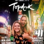 TOPDECK USA & CANADA 2017-18 (BROCHURE)