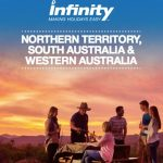 INFINITY HOLIDAYS NORTHERN TERRITORY, SOUTH AUSTRALIA & WESTERN AUSTRALIA 2017 (BROCHURE)