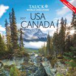 TAUCK USA & CANADA 2017 (BROCHURE)