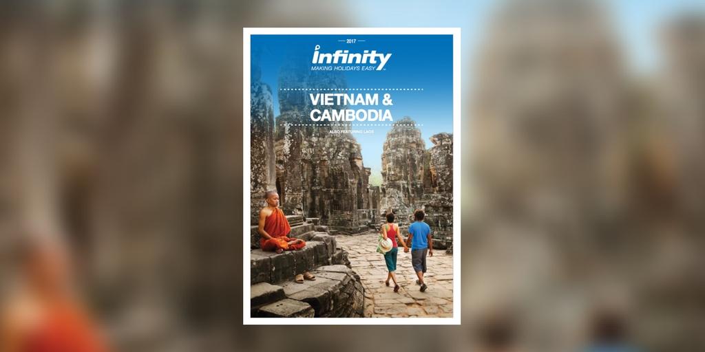 Infinity Holidays Vietnam & Cambodia 2017 brochure