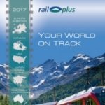 RAIL PLUS YOUR WORLD ON TRACK 2017 (BROCHURE)