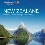TRAVELMARVEL NEW ZEALAND 2017-18 (BROCHURE)