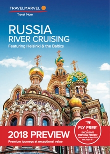 Travelmarvel Russia River Cruising 2018 Preview