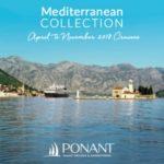 PONANT MEDITERRANEAN COLLECTION 2018 (BROCHURE)