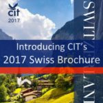 INTRODUCING CIT'S 2017 SWISS BROCHURE