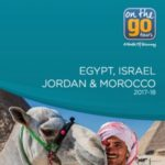 ON THE GO TOURS  EGYPT, ISRAEL, JORDAN & MOROCCO 2017-2018 (BROCHURE)
