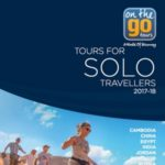 ON THE GO TOURS TOURS FOR SOLO TRAVELLERS 2017-2018 (BROCHURE)