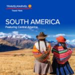TRAVELMARVEL SOUTH AMERICA 2018 (BROCHURE)