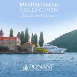 PONANT MEDITERRANEAN COLLECTION SUMMER 2018 (BROCHURE)