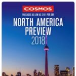 COSMOS NORTH AMERICA PREVIEW 2018 (BROCHURE)