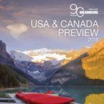 GLOBUS USA & CANADA PREVIEW 2018 (BROCHURE)