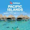 QANTAS HOLIDAYS PACIFIC ISLANDS 2017-2018 (BROCHURE)