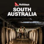 QANTAS HOLIDAYS SOUTH AUSTRALIA 2017-2018 (BROCHURE)