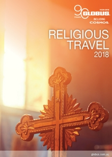 Religious Brochure | Globus Religious Travel 2018 Choose A Faith Based Holiday Brochure