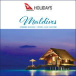 QANTAS HOLIDAYS MALDIVES 2017-2018 (BROCHURE)