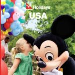QANTAS HOLIDAYS USA 2017-2018 (BROCHURE)