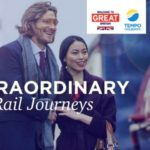 TEMPO HOLIDAYS EXTRAORDINARY RAIL JOURNEYS 2017 (BROCHURE)