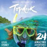 TOPDECK AUSTRALIA & NEW ZEALAND 2017-2018 (BROCHURE)