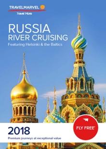 Travelmarvel Russia River Cruising 2018