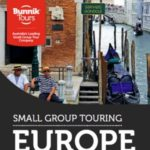 BUNNIK TOURS EUROPE 2018 (BROCHURE)