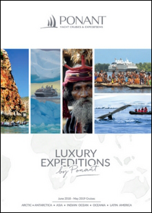 Ponant Luxury Expeditions June 2018 - May 2019