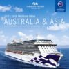 PRINCESS CRUISES AUSTRALIA & ASIA 2017-19 (BROCHURE)