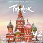 TOPDECK EUROPE AUTUMN WINTER SPRING 2017-18 (BROCHURE)