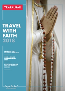 Trafalgar Travel With Faith 2018