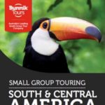 BUNNIK TOURS SOUTH & CENTRAL AMERICA 2018-19 (BROCHURE)