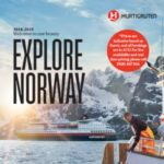 HURTIGRUTEN EXPLORE NORWAY 2018-2019 (BROCHURE)
