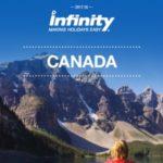 INFINITY HOLIDAYS CANADA 2017-18 (BROCHURE)