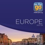 ON THE GO TOURS EUROPE 2017-19 (BROCHURE)