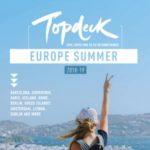 TOPDECK EUROPE SUMMER 2018-19 (BROCHURE)