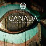 ADVENTURE WORLD CANADA ALASKA & HIGH ARCTIC 2018-19 (BROCHURE)