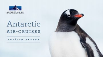FLY THE DRAKE & CRUISE ANTARCTICA