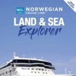 EUROPE 2018 LAND & SEA EXPLORER WITH NORWEGIAN CRUISE LINE (BROCHURE)