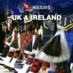 QANTAS HOLIDAY UK & IRELAND 2018 (BROCHURE)
